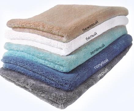 коврик для ванной из микроволокна