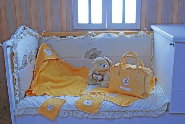 одеяло для новорожденных украинский производитель «Хеппи Лен»