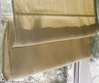 римские рулонные шторы Эскар в гостинную
