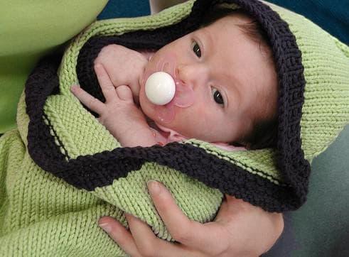 одеяло для новорожденных для лета