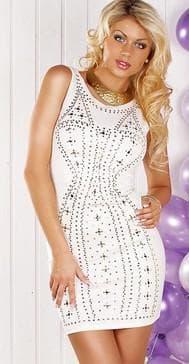 красивые платья для женщин с добавлением эластана