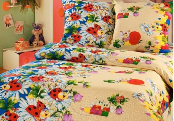 мариша детский ивановский трикотаж постельное бельё