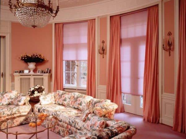 шторы на окна Стиль Декор мини