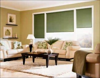 солнцезащитные шторы для дома