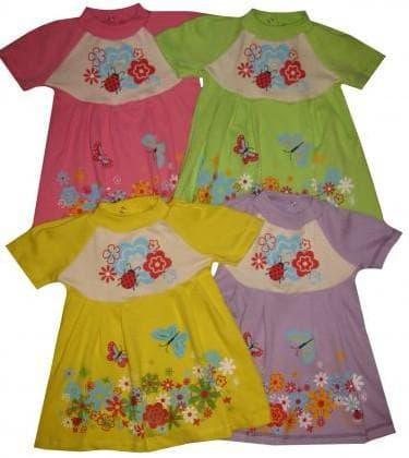 мариша детский ивановский трикотаж на лето для девочек