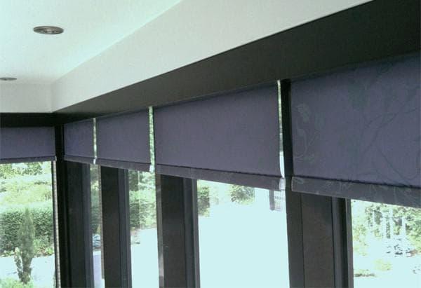 красивого цвета рулонные шторы блэкаут