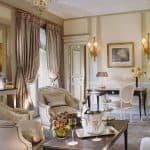шторы в стиле французский прованс в гостиную