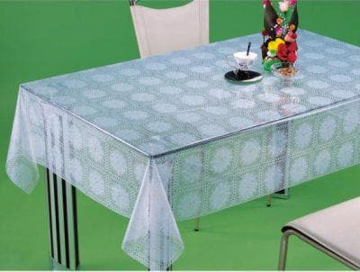 латексная клеенчатая скатерть на стол для кухни