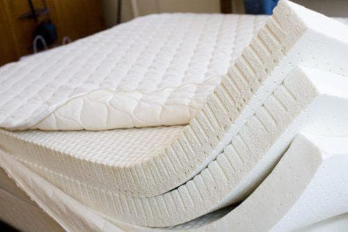 поролон для мягкой кровати