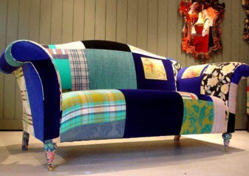 флок для чехла на диван