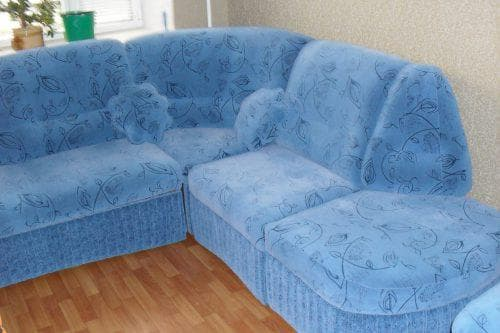 тефлоновый флок для чехла на диван