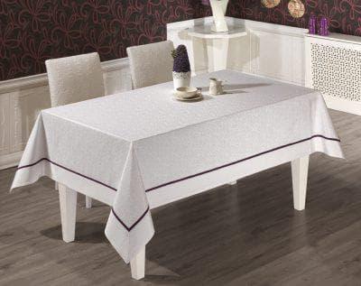 скатерть белого цвета на стол на каждый день