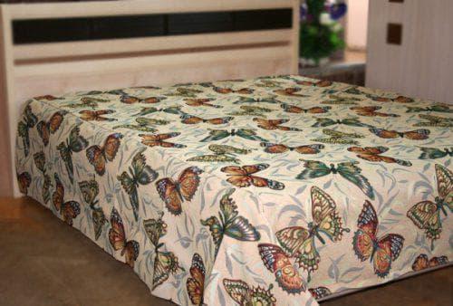 Ткани для покрывала на диван скатерть румянец