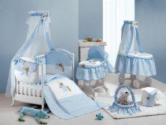 стрика балдахина на кроватку для новорожденных