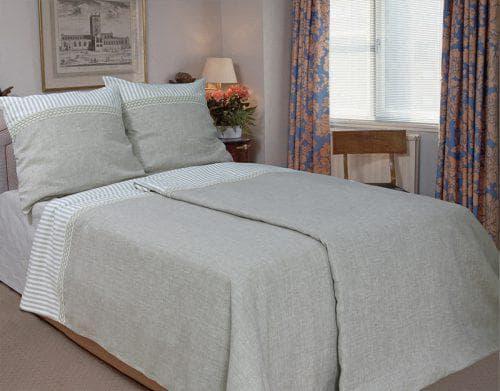 постельное бельё из льна