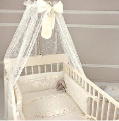 балдахин на кроватку для новорожденных Ferretti