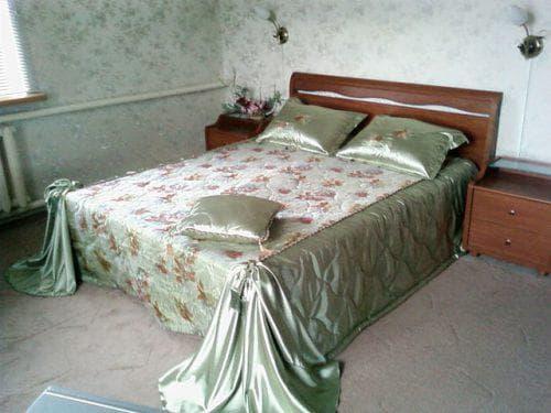 детское покрывало на кровать для девочки из вискозы