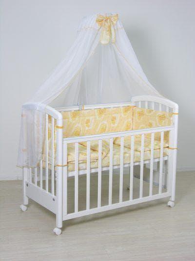 балдахин на кроватку для новорожденных фея