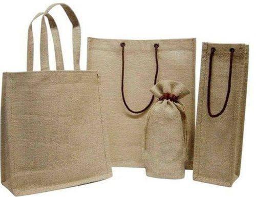 женская сумка из ткани двунитка