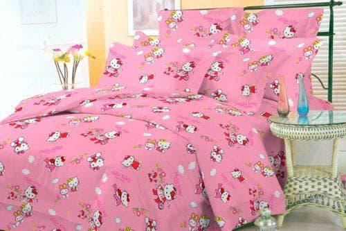детское покрывало на кровать для девочек от Viluta
