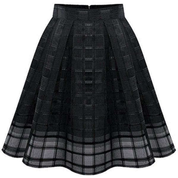 юбка из материала пикачу