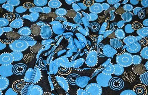платьевые и блузочные материи