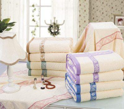 домашний текстиль из хлопка