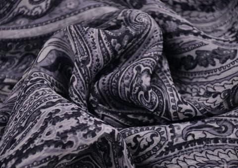 ткань этро из натурального шенила