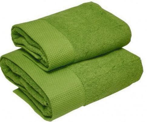 льняное полотенце для бассейна