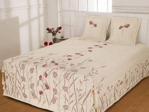 покрывало на кровать из Испании от DIA & NOCHE