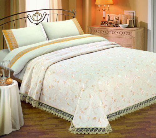 покрывало на кровать из Италии от Tessili Alma
