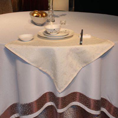ткань для скатерти для ресторанов из хлопка
