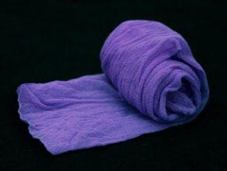 капрон фиолетового цвета