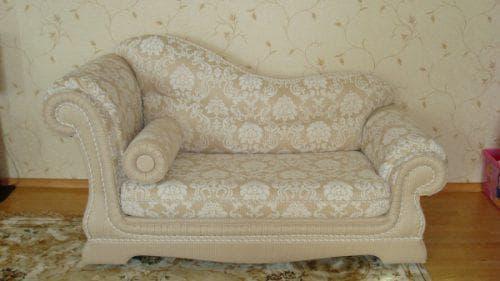 жаккард для пошивки и обтяжки дивана