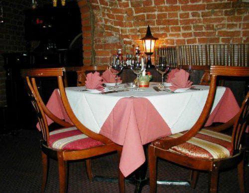 скатерть для ресторанов от Компании из Беларуси