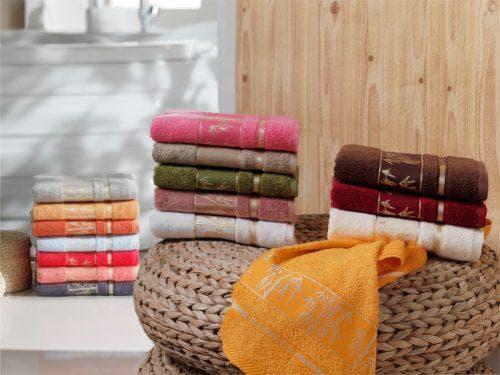 бамбуковые полотенца Bonita