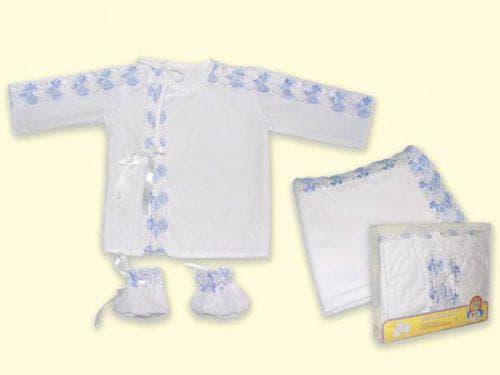крестильный набор для мальчика от производителя Комфорт