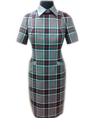 шерсть для пошива платья