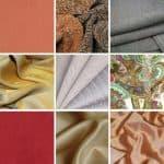 название тканей для одежды