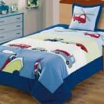 покрывало на кровать для мальчика подростка