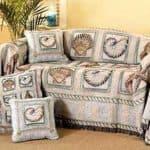 ткань для покрывала на диван