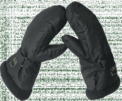 Рукавицы из ткани таслан
