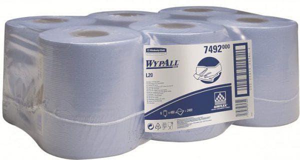 протирочный материал в рулонах бумажные полотенца