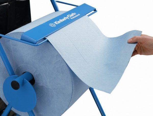 протирочный материал в рулонах бумажные полотенца для автомойки
