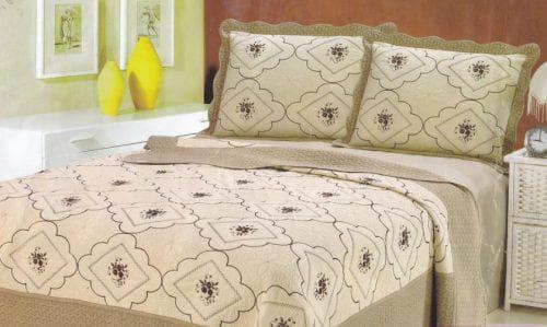 накидки на кровать в стиле прованс от Valtery