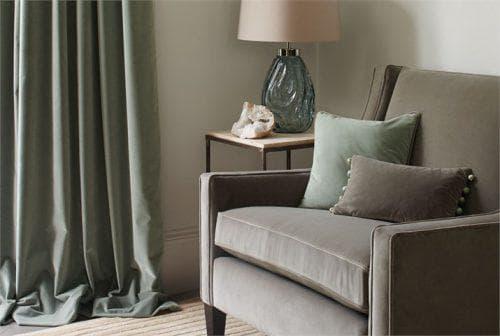 мебель из ткани твил