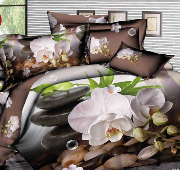 постельное бельё полисатин от Ивановской текстильной фабрики