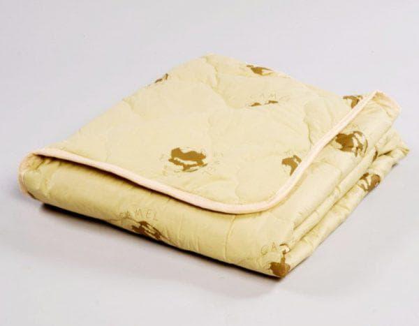 плед из верблюжьей шерсти с отделками ткани