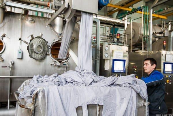 производство ткани Предприятие Моготекс