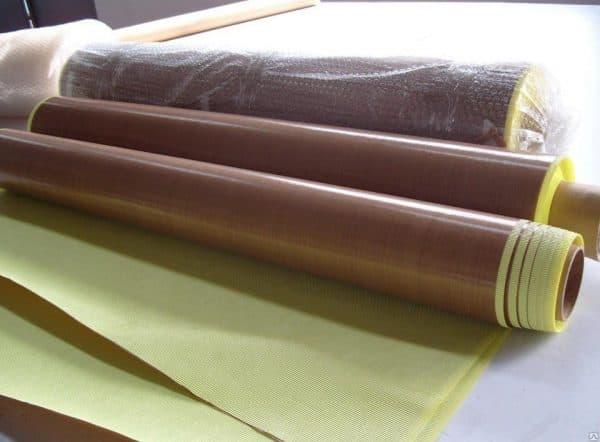 ткани с тефлоновой пропиткой